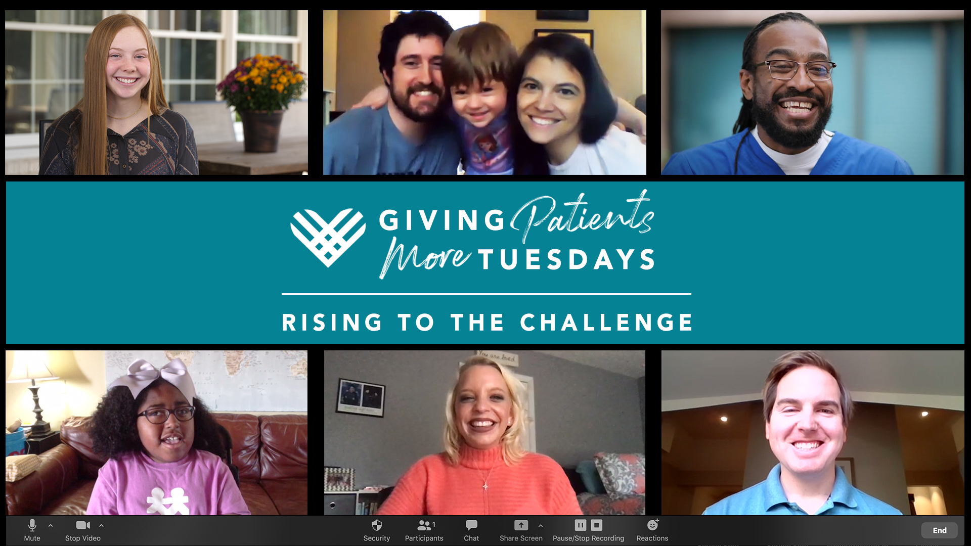 Giving Patients More Tuesdays - Rising to the Challenge