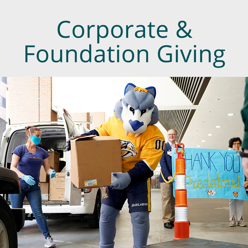 Corporate & Foundation Giving