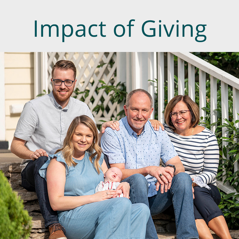 Impact of Giving