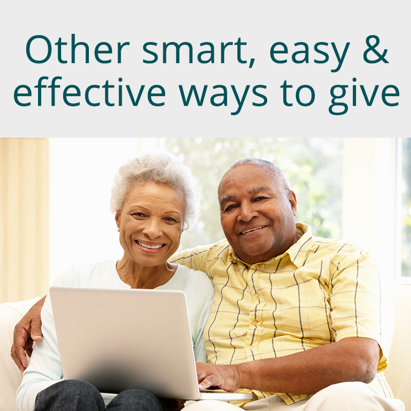 Other Smart Easy Effective Ways to Give