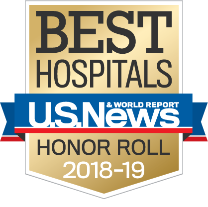 Vanderbilt University Medical Center named to nations Honor Roll of top hospitals